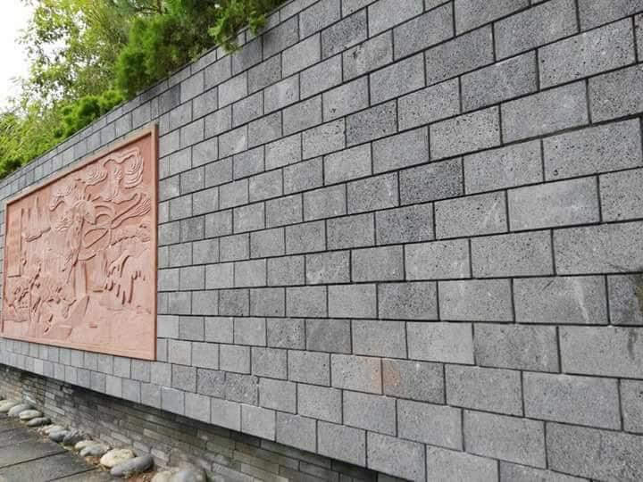 đá tổ ong ốp tường