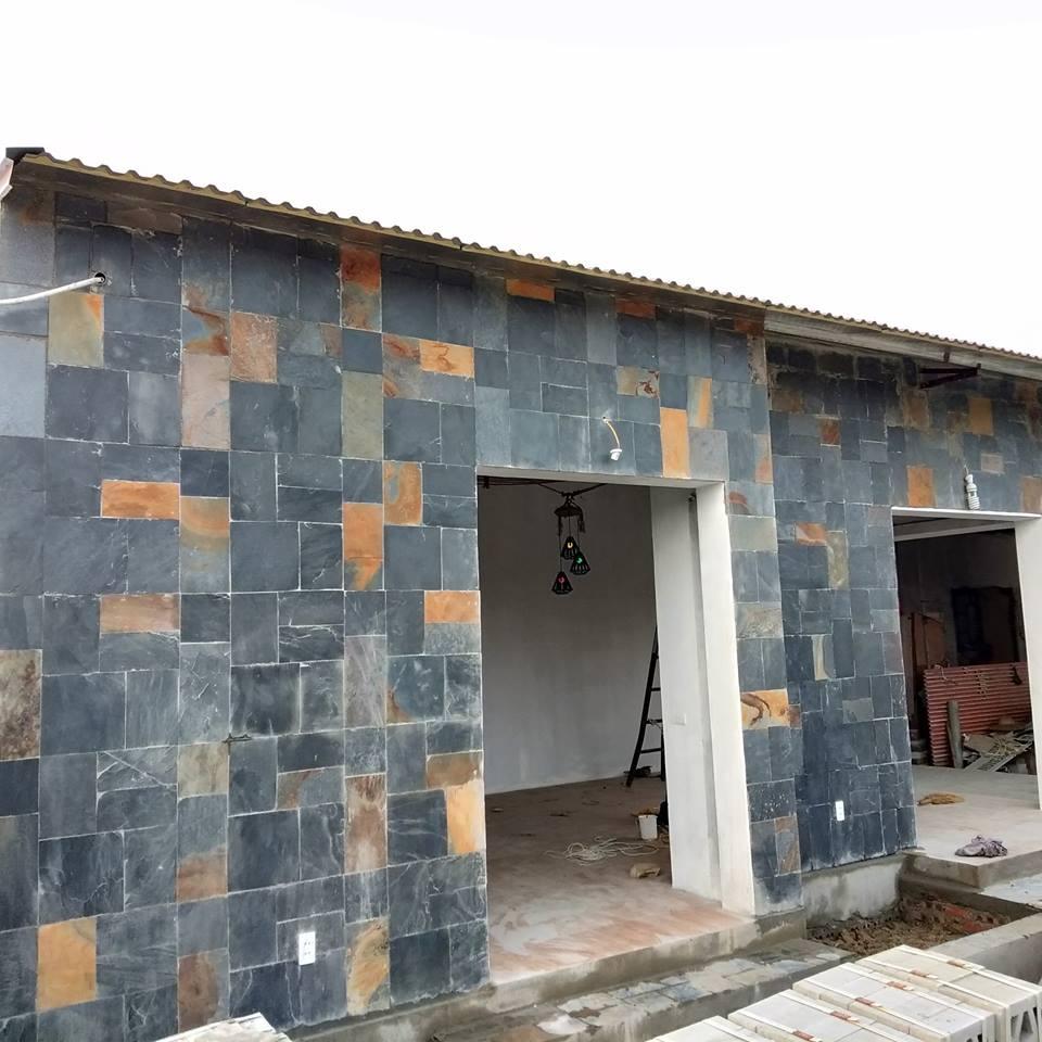 đá ốp tường ngoại thất quy cách