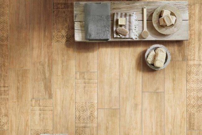 gạch gỗ giá rẻ