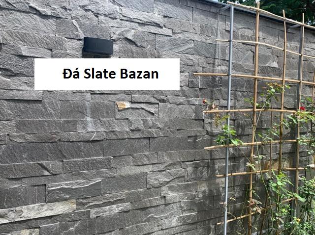 đá ốp tường rào