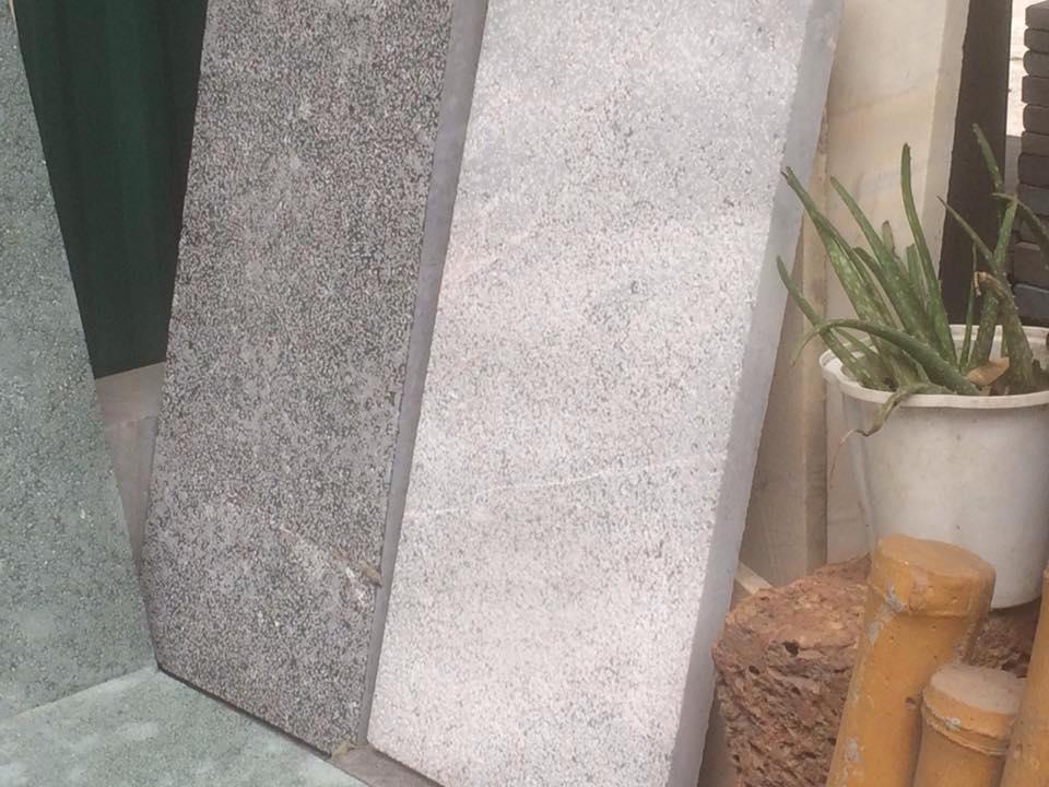 đá bước dạo dày 5cm