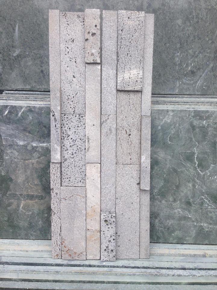 mẫu đá ghép ong xám